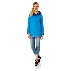 Yumi - Blue parka jacket