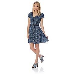 Yumi - Grunge floral dress