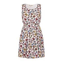 Yumi - Postcard dress