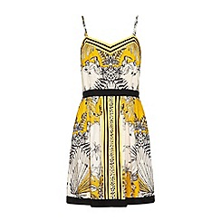 Yumi - Rainforest print summer dress