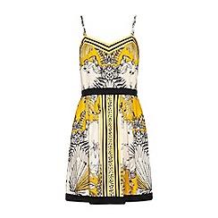 Yumi - Rainforest print summer dress
