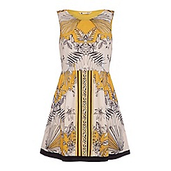 Yumi - Rainforest print day dress