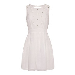 Yumi - Daisy embellished dress