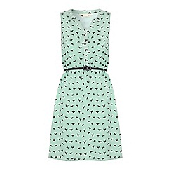 Yumi - Swallow print dress