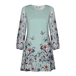 Yumi - Floral tunic dress