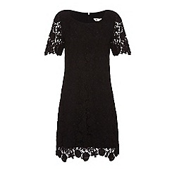 Yumi - Lace rosses dress
