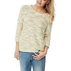 Yumi - Multi yarn jumper