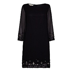 Yumi - Embellished hem dress