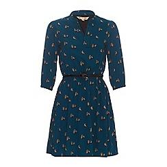 Yumi - Twin owl dress
