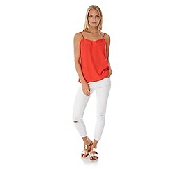 Yumi - Red Camisole Top