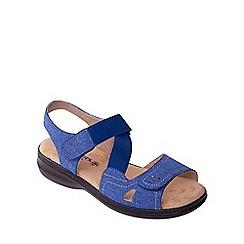 Padders - Royal 'Louise' mid heel wide fit slingbacks