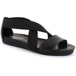 Aerosoles - Black powerline sandal