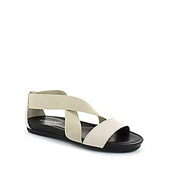 Aerosoles - Ivory 'Powerline' womens open toe sandals