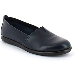 Aerosoles - Navy catalan shoe