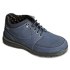 Padders - Blue 'Summit' women's waterproof leather boots
