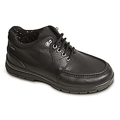 Padders - Black 'Crest' mens waterproof boots