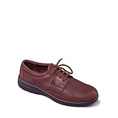Padders - Chestnut 'George' men's leather lace up shoe