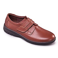 Padders - Tan 'Gary' men's leather shoes