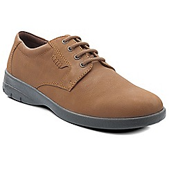 Padders - Camel 'Glen' men's leather shoes