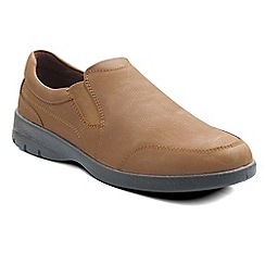 Padders - Camel 'Guy' men's leather shoes