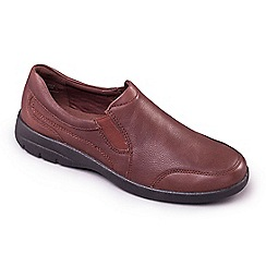 Padders - Chestnut 'Guy' men's leather shoes