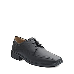 Padders - Black Aston' mens oxford shoes