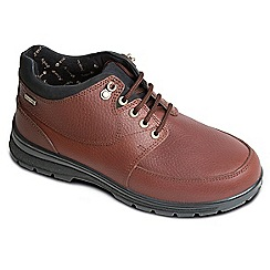 Padders - Tan 'Summit' women's waterproof leather boots