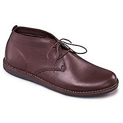 Padders - Brown Padders Judd mens leather boots