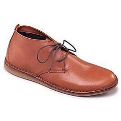Padders - Tan Padders Judd mens leather boots