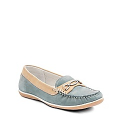 Padders - Honey 'Brighton' womens moccasin shoes