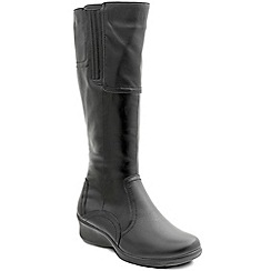 Padders - Black jules boots