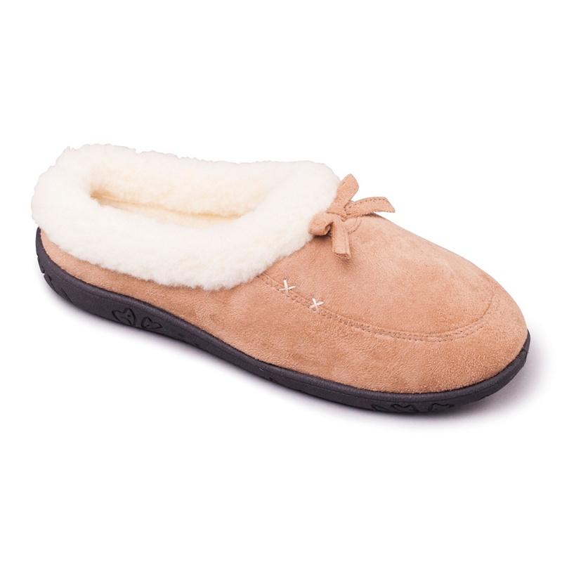 50acf4ee0bb Padders - Taupe Camel  Snug  Memory Foam Slippers - £19.99 - Bullring    Grand Central