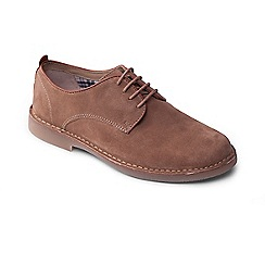 Padders - Beige 'Jamie' men's leather shoes