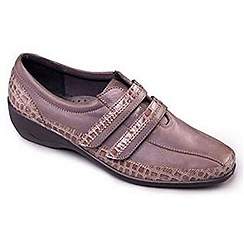 Padders - Clay 'Velvet' women's leather shoes