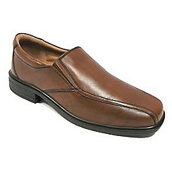 Padders - Light Tan 'Alex' men's leather shoes