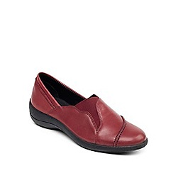 Padders - Wine 'Ruth' leather shoe