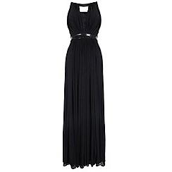 Ariella London - Black Sadie Mesh long dress