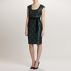 Ariella London - Emerald Marlee lace Shift Dress