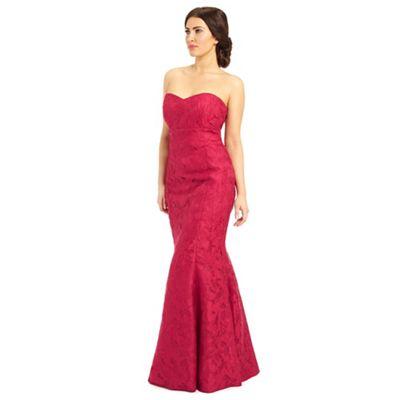 Ariella London Cherry mae sweet heart gown - . -