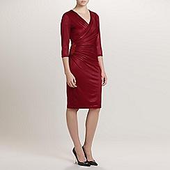 Ariella London - Red Baylee Jersey Short Dress