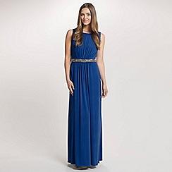 Ariella London - Blue Orla Maxi Dress