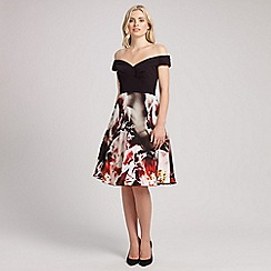 Ariella London - Multi paige prom short dress