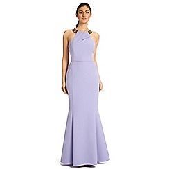 Ariella London - Lavender bianca maxi long dress