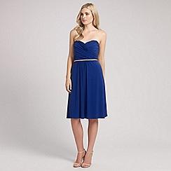 Ariella London - Blue mazie jersey short dress