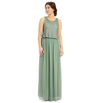 Ariella London Sage gemini 2 way sequin dress - . -