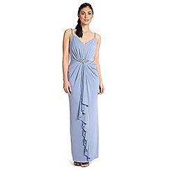 Ariella London - Lavender nicoletta maxi dress