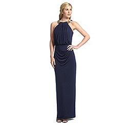 Ariella London - Navy kenzie evening gown