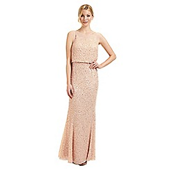 Ariella London - Rose sequined 'Monroe' evening dress