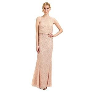 Ariella London Rose sequined 'Monroe' evening dress