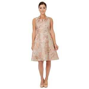 Ariella London Ivory 'Ginger' mother of the bride dress
